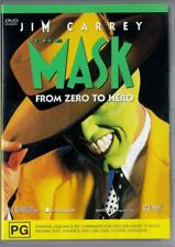 The Mask, Jim Carrey - DVD, Rare Dealers Copy?