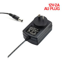 AU POWER SUPPLY AC ADAPTOR AC100-240V TO DC12V FOR CCTV SECURITY CAMERA