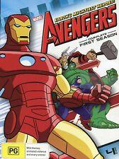 The Avengers - Complete First Season - Brand New - Region 4 - Australian Seller