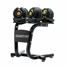 Powertrain Adjustable Dumbbell with Stand - 48kg