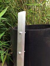 Verschlußleiste Wurzelsperre  60cm HDPE Folie Rhizomsperre Bambussperre
