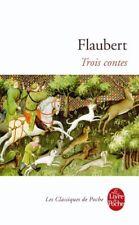 Trois Contes (Le Livre de Poche) (French Edition)