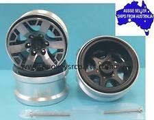 Hi Mass beadlock 2.2 alloy wheels for 1:10 RC Crawler Axial Vattera GMade 6S