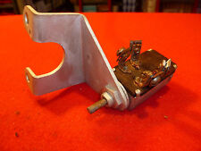 Packard overdrive reverse lock out switch and bracket