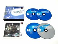 USED ​​PS1 PS PlayStation 1 Final Fantasy VII International Japan import
