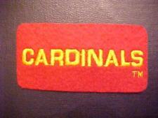 Arizona Cardinals Vintage Block Patch mt