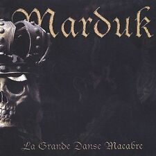 La Grande Danse Macabre by Marduk (CD, Apr-2001, Century Media (USA))