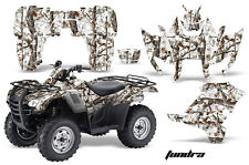 ATV Graphics Kit Decal Sticker Wrap For Honda Rancher AT 2007-2013 TUNDRA CAMO