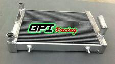 3 row FOR 1979-1980 Triumph Spritfire aluminum racing radiator