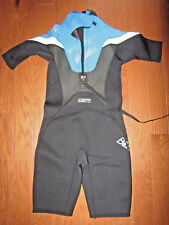 10 KIDS BILLABONG SWIM SUIT COLD WATER OCEAN DIVING EPP ERGO PERFORMANCE PANEL