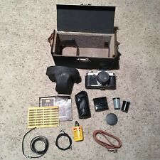 SEARS TLS SINGLE LENS REFLEX 35 mm CAMERA