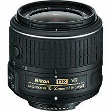 Nikon AF-S DX Nikkor 18-55mm F3.5-5.6G VR II Lens 2211, London