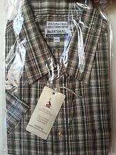Pure Cotton Short Sleeve Shirt XXL