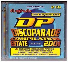 DISCOPARADE ESTATE 2001 (CD DOPPIO) **COME NUOVO**