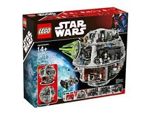 LEGO STAR WARS VERY RARE 1ST EDITION DEATH STAR 10188 FACTORY SEALED NO DAMAGE
