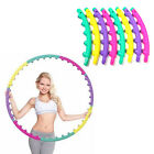 2.2LB Weighted Hula Hoop for Magnetic Exercise and Masage Therapy