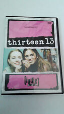 "DVD ""THIRTEEN 13"" CATHERINE HARDWICKE HOLLY HUNTER EVAN RACHEL WOOD"