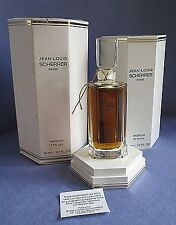 Jean Louis Scherrer Sealed Pure Perfume 15 ml 1/2 oz Original Formula 1/2 oz Box