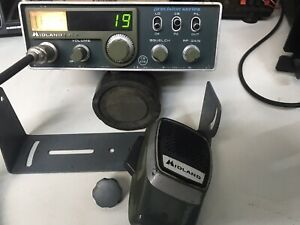 Midland 3001 Cb Radio 40 Channel Fm