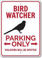 Bird Watcher Gift, Bird Watcher Sign, Bird Decor ENSA1002903