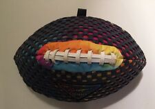 "New Saturnian Gripper 8"" TD Foot Ball- Tie Dye -"