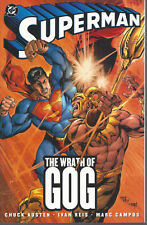 Superman The Wrath of Gog SC TPB  NEW  OOP  30% OFF