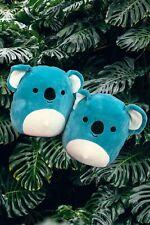 "Kirk The Koala Teal Blue Squishmallow Spring 8"" NEW"