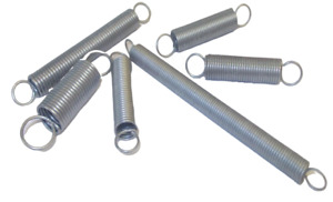 Expansion Spring Various Sizes Tension Extension Expanding Extending Springs