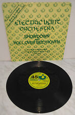 "12"" ELECTRIC LIGHT ORCHESTRA - SHOWDOWN / ROLL OVER BEETHOVEN - ELO - PROMO - UK"