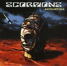 Scorpions - Acoustica [New CD]
