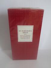 BURBERRY Brit Red Eau de Parfum Per Donne 100 ML Nuovo con Scatola Sigillato