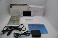 [EXC +5] Sony PSP-3000 Console FINAL FANTASY 20th Anniversary Limited Model
