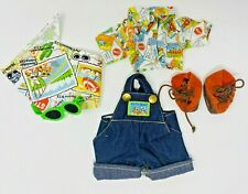 Muffy VanderBear Collection Hit The Road Bearstream Trailer Outfit - Nabco