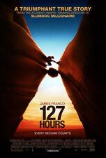 127 HOURS 13.5x20 PROMO MOVIE POSTER - JAMES FRANCO