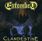 ENTOMBED Clandestine CD BRAND NEW