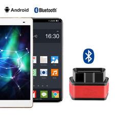 Coche Bluetooth OBD2 OBDII código lector escáner diagnóstico del automóvil KW903 para Android