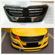 Black Bumper Grille Front Grill For Volkswagen CC VW 2009 2010 2011 2012