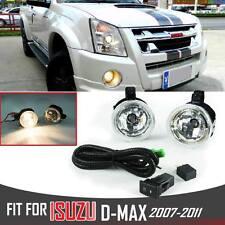 FOG LAMP LIGHT SPOT LIGHT FOR ISUZU HOLDEN RODEO DMAX D-MAX 2006-2015 LEFT RIGHT