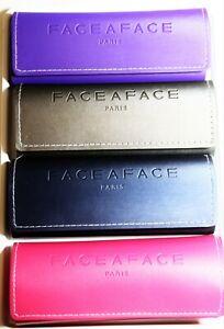 FACE À FACE Paris Designer spectacle glasses case