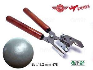 12 GA 17.2 Bullet Round ball Casting Mold Svarog 678 New