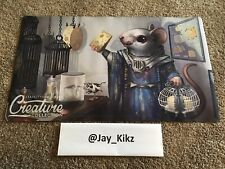 Star City Games Creature Collection Playmat - Delver of Squeakrets *SCG* MTG