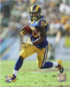 Todd Gurley 2018 Los Angeles Rams 8x10 Official Authentic Licensed Photo
