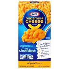 Kraft Macaroni Cheese Original 7.25oz (206g) x5
