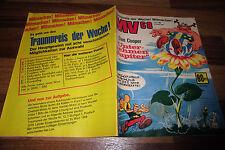 MV 68  # 12  vom 23.3.1968 -- mit RAY RINGO ASTERIX RICK HOCHET MICHEL VAILLANT