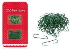 200 Ornament Tree Hooks