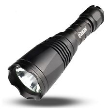 High Power Rechargeable CREE LED XML-2 T6 Flashlight Torch 18650 Battery Charger