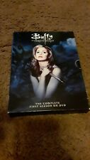 Buffy the Vampire Slayer - Season 1 (DVD, 3-Disc Set)