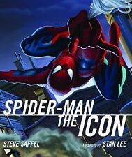 Spider-Man The Icon HC ~ Marvel STAN LEE  1960s - 1990s  RARE Archive Material