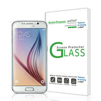 Samsung Galaxy S6 amFilm Tempered Glass (Front) PET Film (Back) Screen Protector