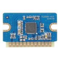 20W+20W Class D Digital Power Amplifier Board 12V-24V Mini Amplifier Module JS